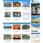 Mẫu Website Bất động sản #MS-BĐS002