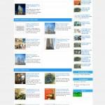 Mẫu Website Bất động sản #MS-BĐS004