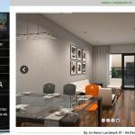 Mẫu Website Bất động sản #MS-BĐS005
