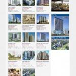 Mẫu Website Bất động sản #MS-BĐS006