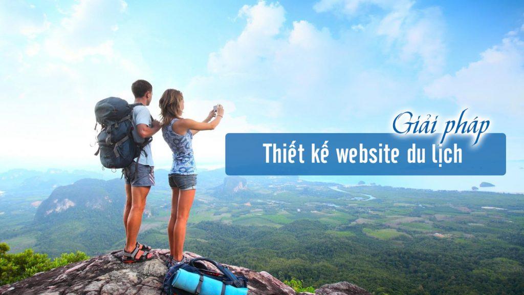 Thiết kế website du lịch chuyên nghiệp | Website du lịch chuẩn Google