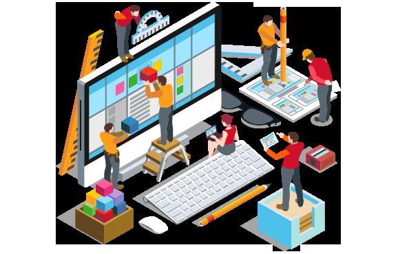 Thiết kế Website giới thiệu công ty, doanh nghiệp, tổ chức